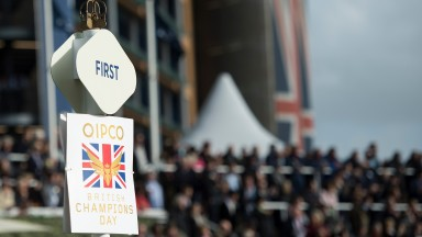 Ascot: stages Champions Day meeting on Saturday