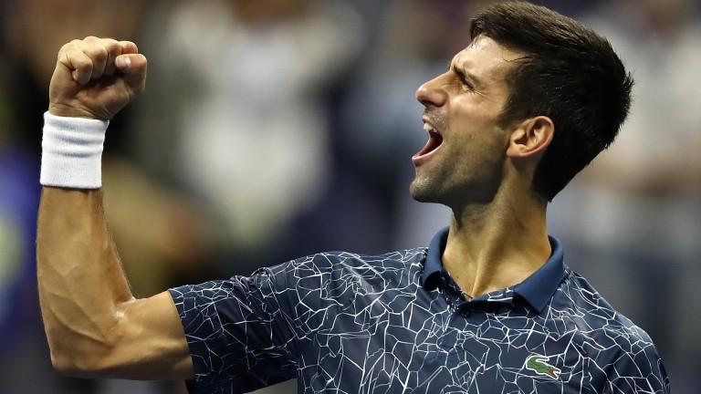 Novak Djokovic reigned supreme in New York