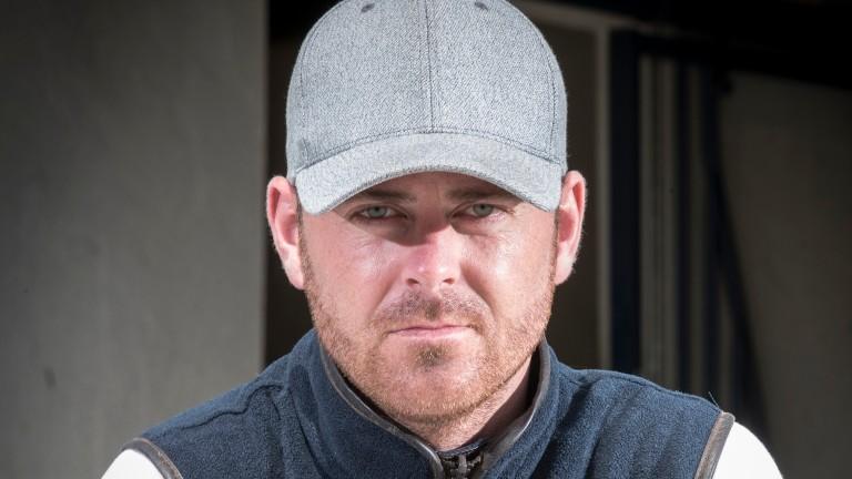 Robbie McNamara: landmark birthday for the Cheltenham Festival-winning former jockey