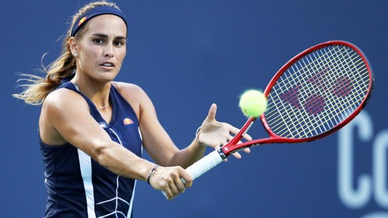 Monica Puig will want to finish the season with a flourish