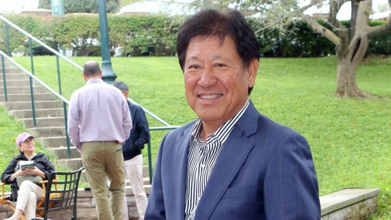 Mataichiro Yamamoto: 'Prices of horse in Japan are getting higher'