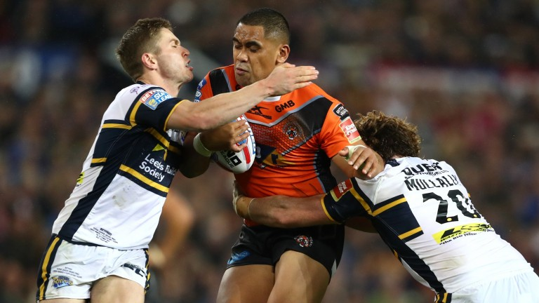 Castleford prop Junior Moors