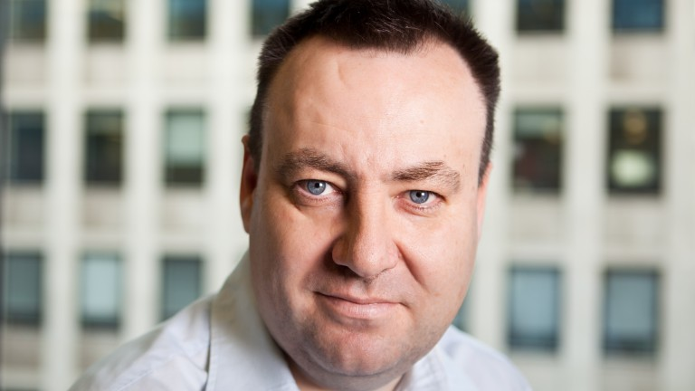 GVC chief executive Kenny Alexander believes retail betting is in structural decline