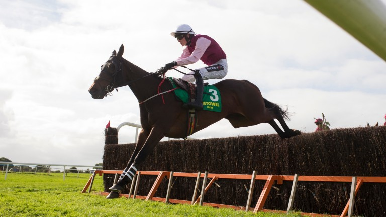 Kylecrue wins the Southampton Goodwill Chase at Listowel two years ago