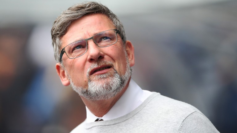 Hearts manager Craig Levein has yet to decide whether he will return to the dugout