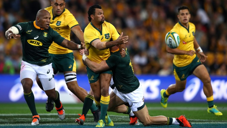 Kurtley Beale starts again at fly-half against Argentina