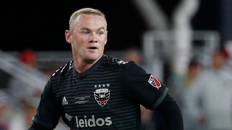 Wayne Rooney of DC United