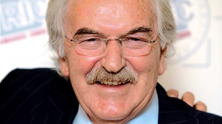 Des Lynam: the former Grand National presenter is 76