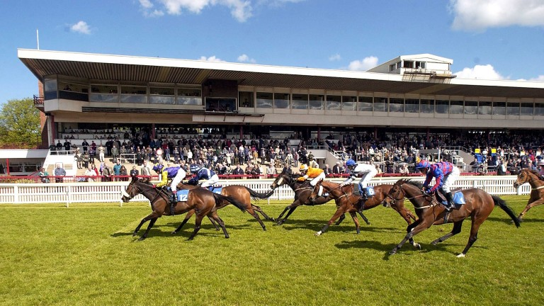 Redcar: has not welcomed a crowd since October 2019