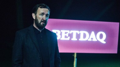 Betdaq have boosted their profile with a recent advertising campaign fronted by actor Ralph Ineson