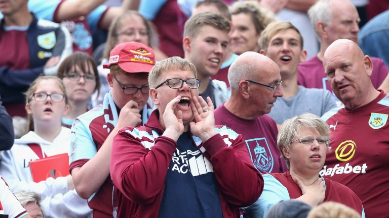 Burnley fans are being asked to work for the club for free