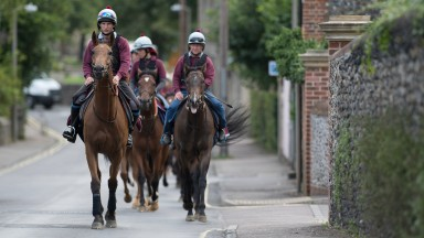 Racing wants work riders to return to the Shortage Occupation List