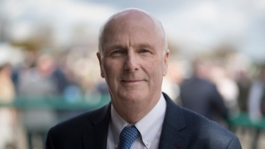 Denis Egan: IHRB chief executive has already made contact with the Irish Jockeys Association about sponsorship from bookmakers
