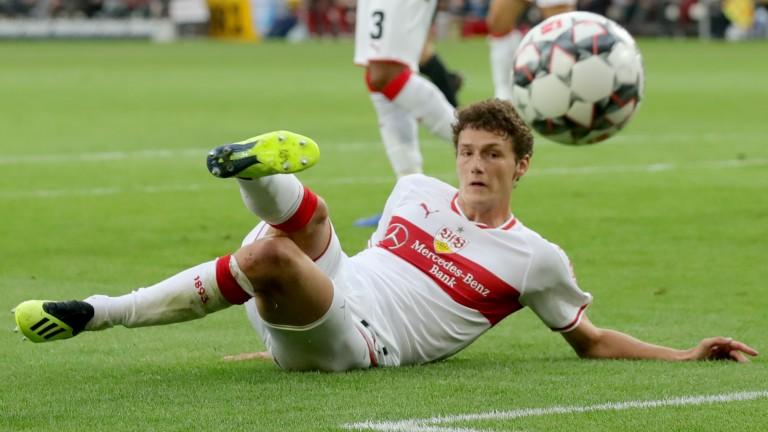 World Cup winner Benjamin Pavard is part of the Stuttgart defence