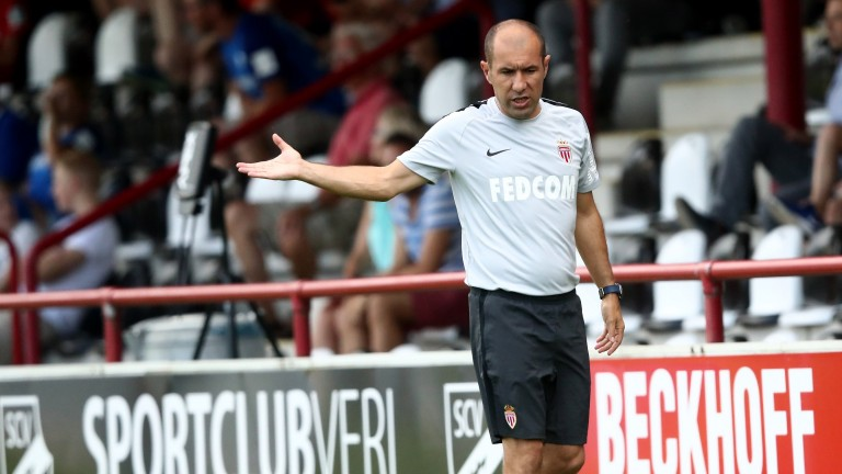 Things are not going to plan at the moment for Monaco and boss Leonardo Jardim