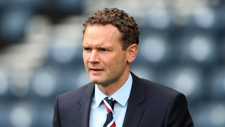 Former Rangers coach Jonatan Johansson has taken over at Morton