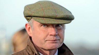 Chris Gordon: has high hopes for his novice chase winner Highway One O One