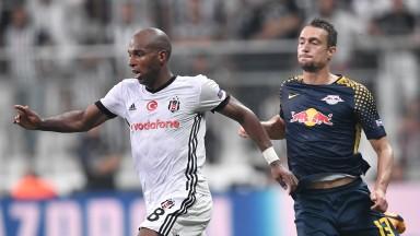 Ryan Babel (left) can steer Besiktas to victory