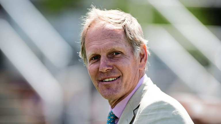 Michael Bell: trainer has no firm plans for Stage Play
