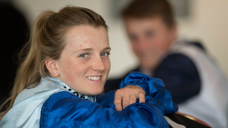 Hollie Doyle, a rising star of the weighing room, is 22 today