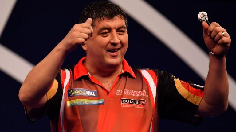 Mensur Suljovic is defending champion in Brighton