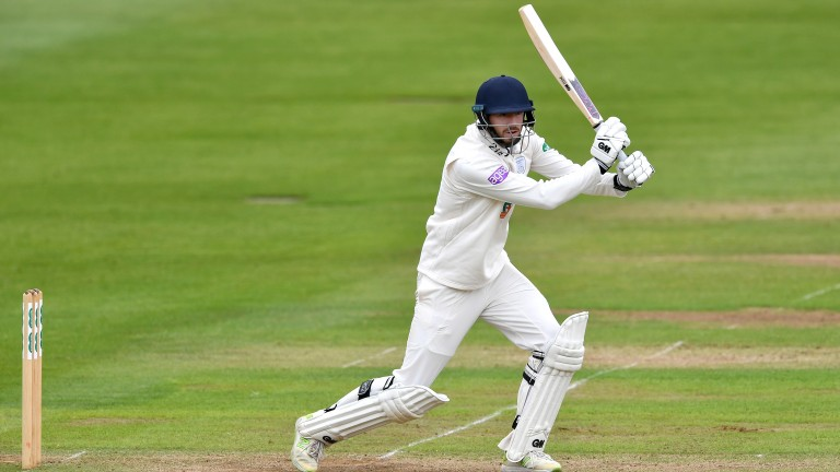 Hampshire captain James Vince will be keen to finish the season with runs