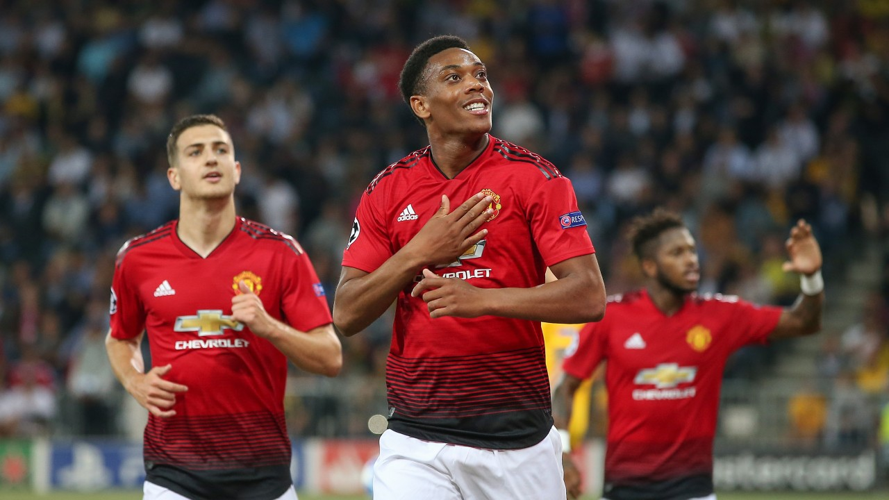 anthony martial may be the man to send manchester united through