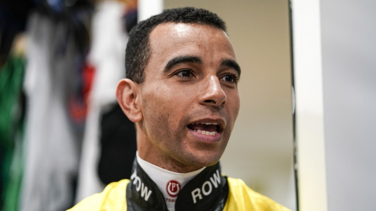 Joao Moreira: three-time champion jockey in Hong Kong is 35 today