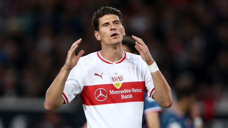 Stuttgart rely too heavily on Mario Gomez