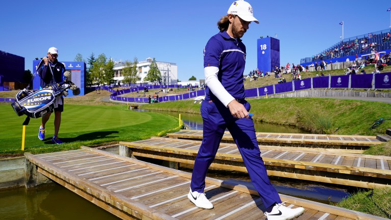 Tommy Fleetwood is primed for his Ryder Cup debut