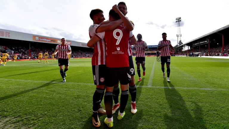Brentford could play their part in a lively cup tie at the Emirates