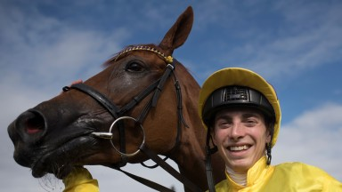 James Doyle: excited about riding Sea Of Class in the Arc on Sunday week