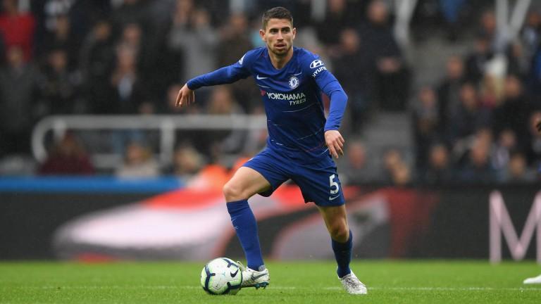 Chelsea's pass master Jorginho will be key against Liverpool