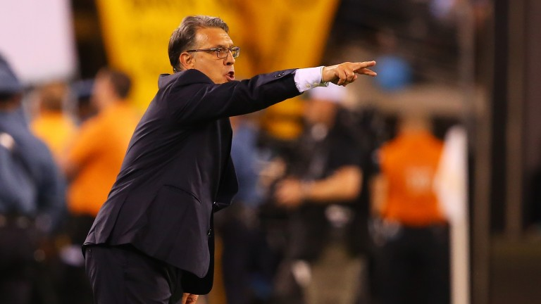 Atlanta boss Gerardo Martino can guide his side to a first trophy in the club's history