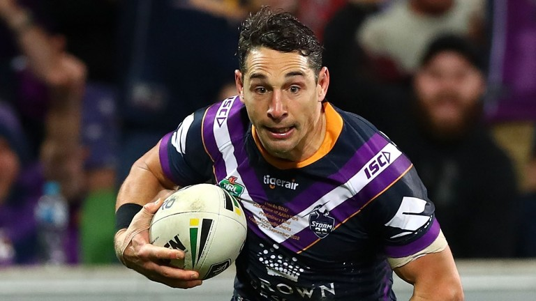 Billy Slater will be desperate to bow out in style
