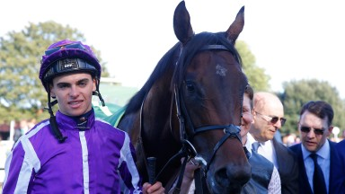 Donnacha O'Brien and Ten Sovereigns