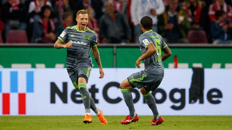 Ingolstadt's Sonny Kittel can help his side sound out Union Berlin