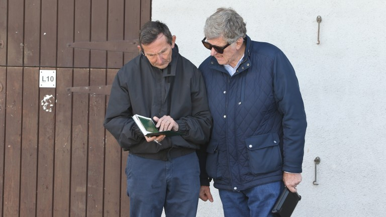 Flash Conroy and Peter Doyle have found something interesting in the catalogue
