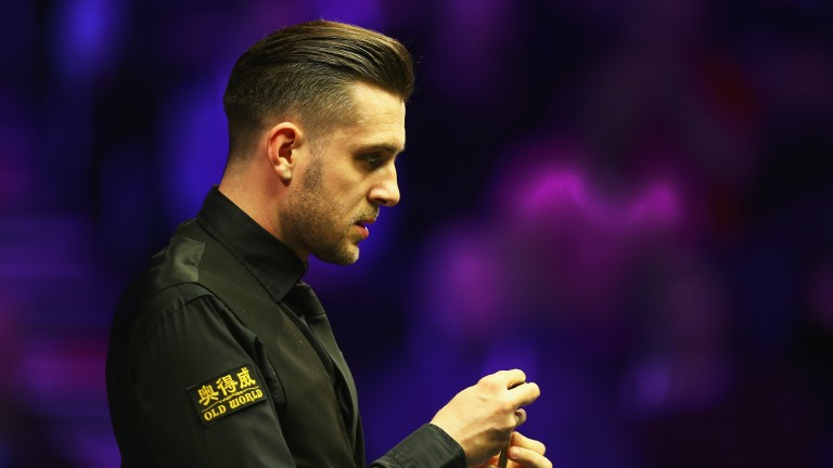 Mark Selby could face a tougher battle against Sam Craigie than many expect