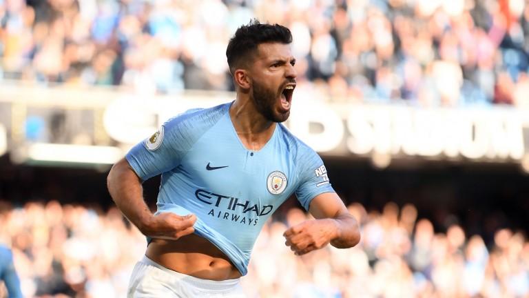 Man City hotshot Sergio Aguero