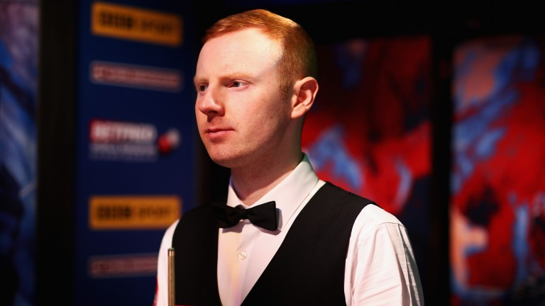 Anthony McGill performed disappointingly at the Crucible in April