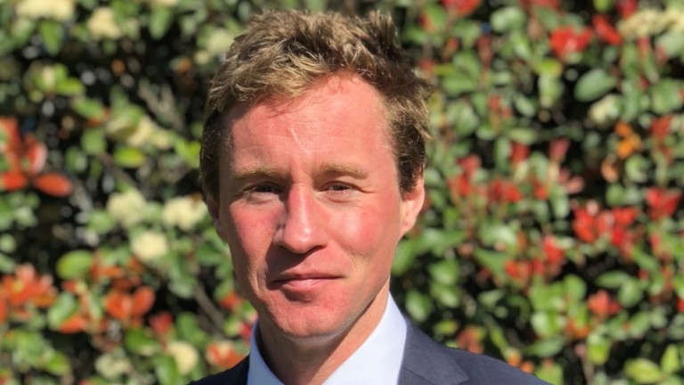 Sebastian Hutch: new role at Inglis