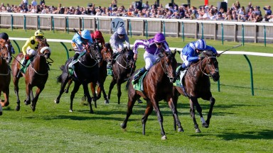 Ten Sovereigns: gained valuable points with his Middle Park success