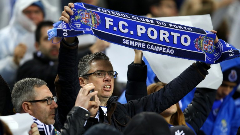 Porto supporters could be celebrating a home win