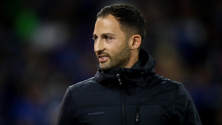 Domenico Tedesco's Schalke are toiling in the Bundesliga
