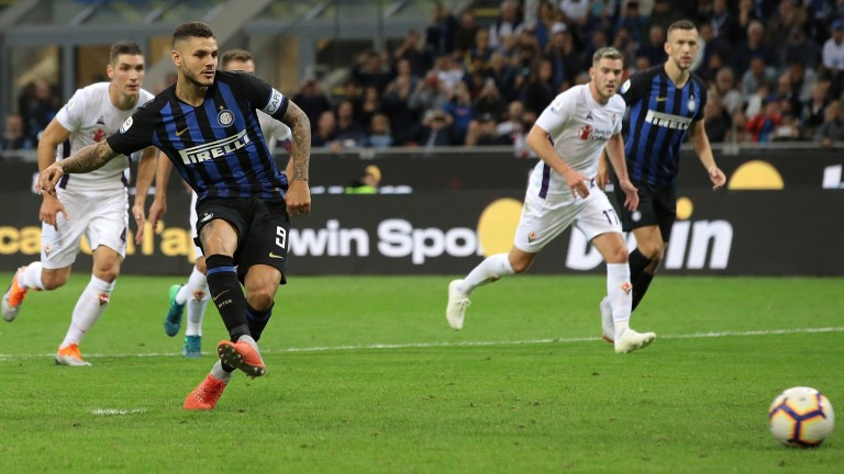 Mauro Icardi will return for Inter