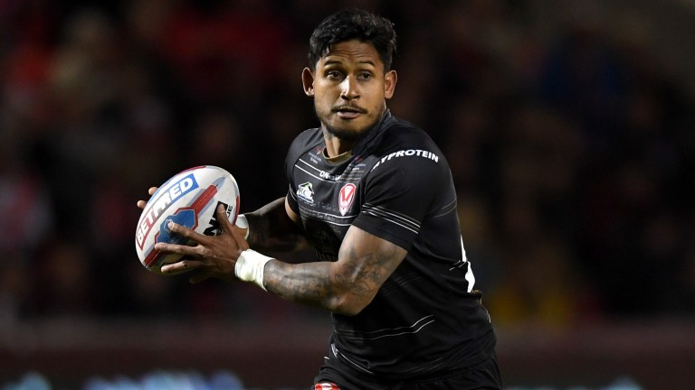 Ben Barba will be keen to end his Saints career in style