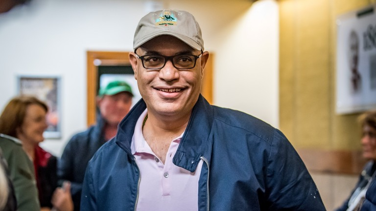 Amer Abdulaziz of Phoenix Thoroughbreds, which spent €3.2 million on the day's sale-topper
