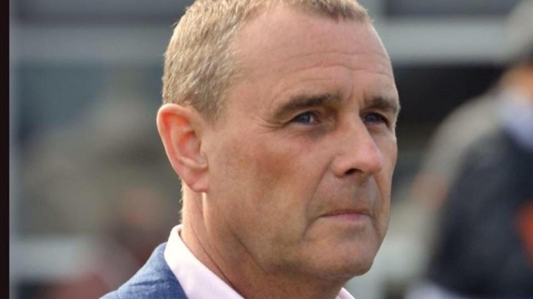 Owner Craig Buckingham has instructed his trainers not to enter horses at Arc tracks