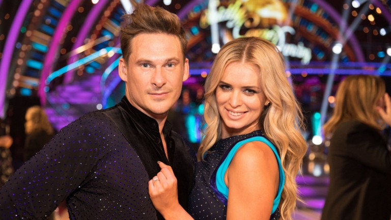 Lee Ryan and Nadiya Bychkova: the judges were shocked when the pair faced the dance-off